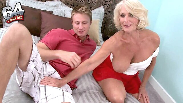blonde big tits Is Georgette A Slut Or A Classy Lady